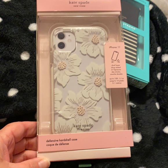 iPhone 11 Kate spade case NIB